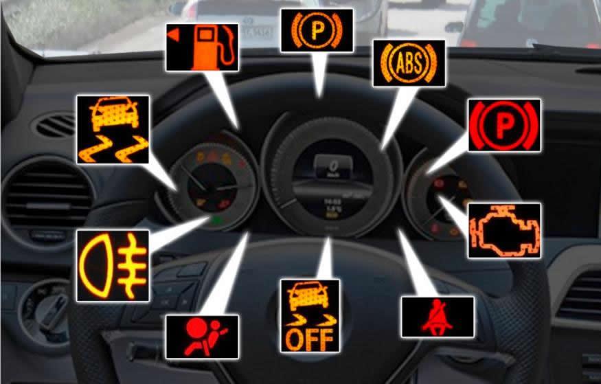 Auto Warnleuchten